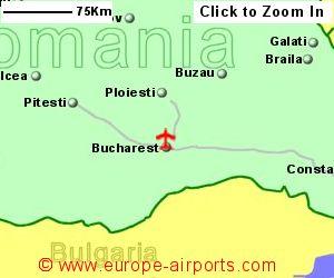 Bucharest Aurel Vlaicu (Baneasa) Airport, Romania (BBU)- Guide & Flights