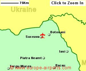 Suceava tefan cel Mare International Airport Romania SCV