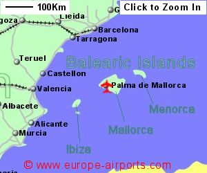 Palma De Mallorca Airport Spain Pmi Guide Flights