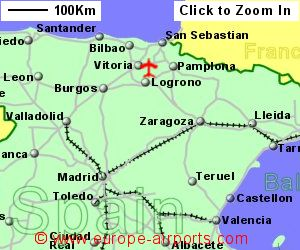 Logrono Agoncillo Airport, Spain (RJL)   Guide & Flights