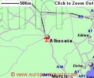Albacete Los Llanos Airport Spain ABC Guide Flights