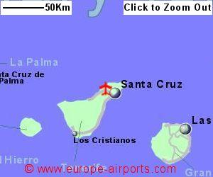 Tenerife North Airport, Spain (TFN) - Guide & Flights