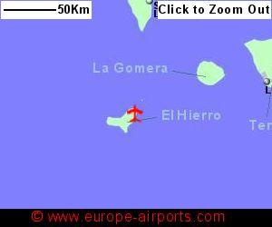 El Hierro Airport Spain VDE Guide Flights