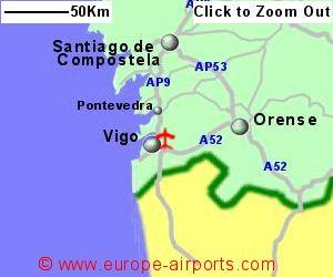 Vigo Peinador Airport Spain Vgo Guide Flights