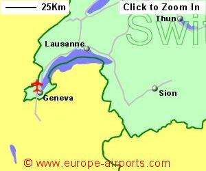 Geneva Airport Switzerland GVA Guide Flights