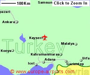 Kayseri Airport Car Rental Companies