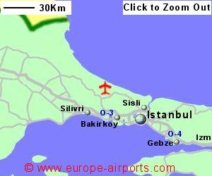 Istanbul Ataturk Airport Turkey IST Guide Flights