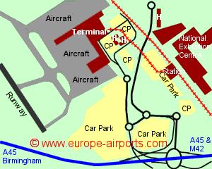 Birmingham Airport Car Park  Reviews
