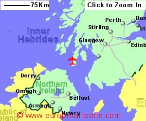 Campbeltown Airport (CAL)   Guide & Flights