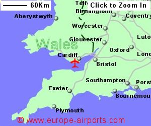 Cardiff To Bristol Airport By Car