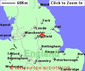 Doncaster Sheffield (Robin Hood) Airport (DSA) - Guide & Flights
