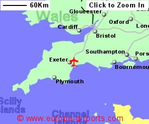 Exeter Airport EXT Guide Flights