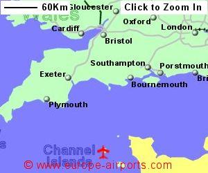 Guernsey Airport GCI Guide Flights