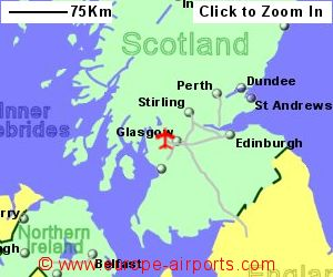 Glasgow Airport GLA Guide Flights