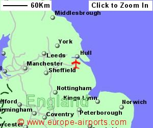 Humberside Airport HUY Guide Flights