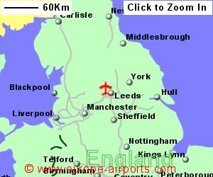LeedsBradford Airport LBA Guide Flights