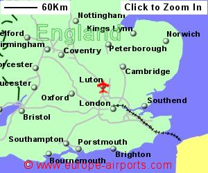 London Luton Airport LTN Guide Flights