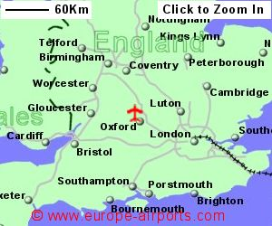 London Oxford Airport OXF Guide Flights