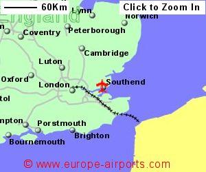 London Southend Airport Sen Guide Flights
