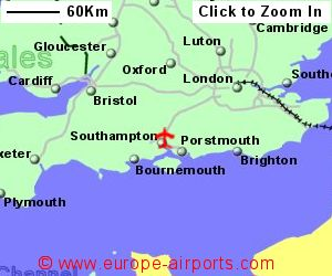 Southampton Airport SOU Guide Flights