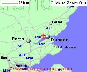 Dundee Airport DND Guide Flights