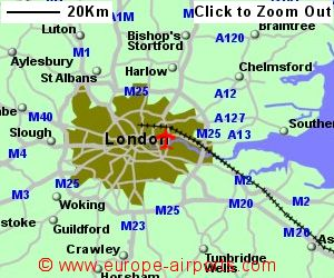 London City Airport LCY Guide Flights