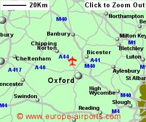 London Oxford Airport Oxf Guide Amp Flights